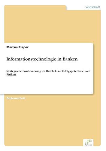 Informationstechnologie in Banken: Marcus Rieper