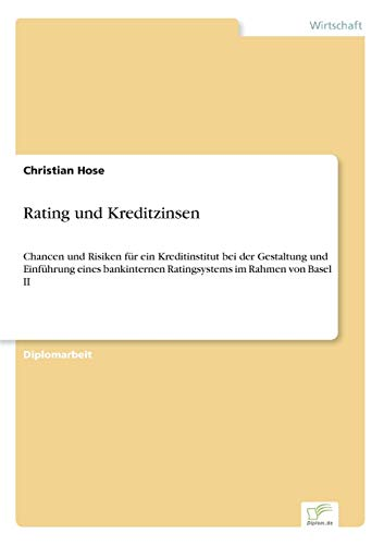 Rating Und Kreditzinsen: Christian Hose