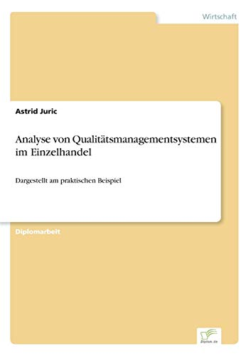 9783838650616: Analyse von Qualitätsmanagementsystemen im Einzelhandel