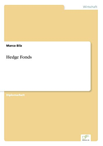 Hedge Fonds: Marco Bilz