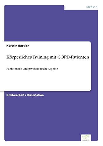 Körperliches Training mit COPD-Patienten: Kerstin Bastian