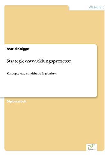 Strategieentwicklungsprozesse: Astrid Knigge