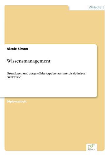 Wissensmanagement: Nicole Simon