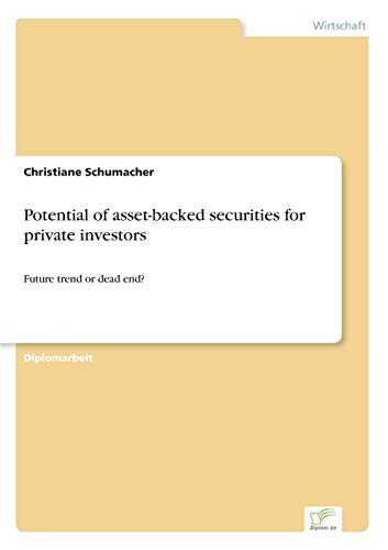 Potential of Asset-Backed Securities for Private Investors: Christiane Schumacher
