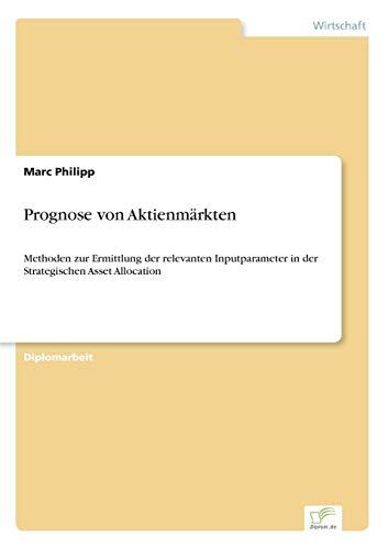 Prognose Von Aktienmarkten: Marc Philipp