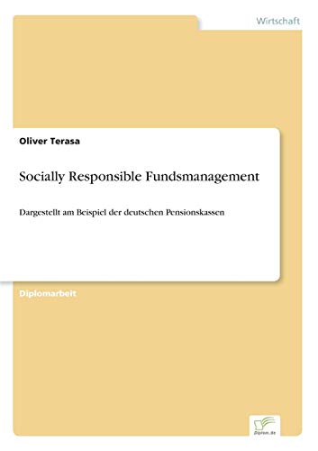 Socially Responsible Fundsmanagement: Oliver Terasa