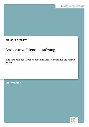 9783838685335: Dissoziative Identitätsstörung