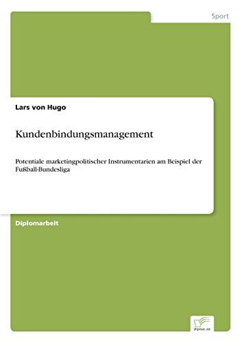 9783838691343: Kundenbindungsmanagement