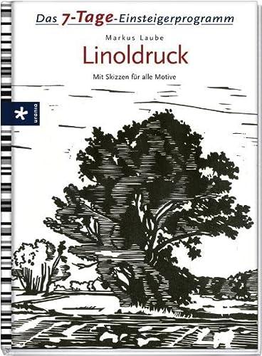 9783838830001: 7-Tage-Einsteigerprogramm: Linoldruck