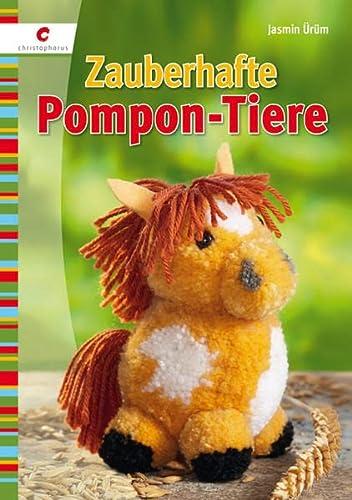 9783838831107: Zauberhafte Pompon-Tiere