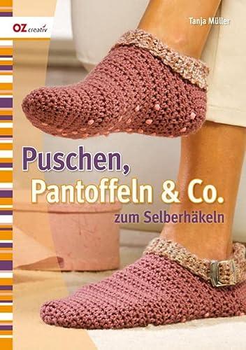 9783838831220: Puschen, Pantoffeln & Co. zum Selberhäkeln