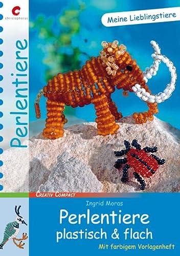 9783838833002: Perlentiere plastisch und flach: Meine Lieblingstiere