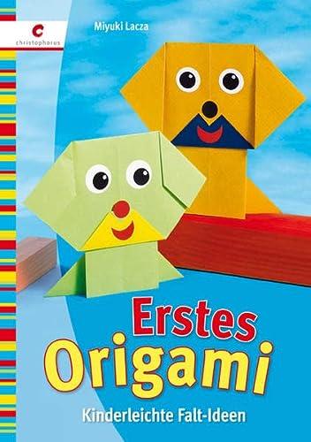 9783838833033: Erstes Origami: Kinderleichte Falt-Ideen