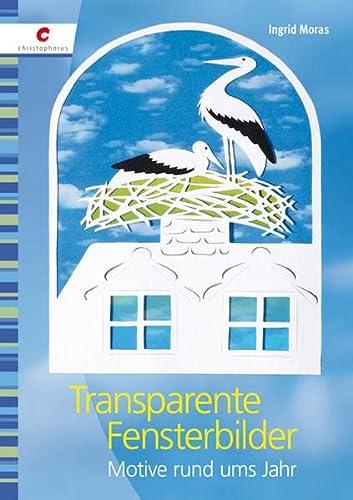 9783838833446: Transparente Fensterbilder: Motive rund ums Jahr