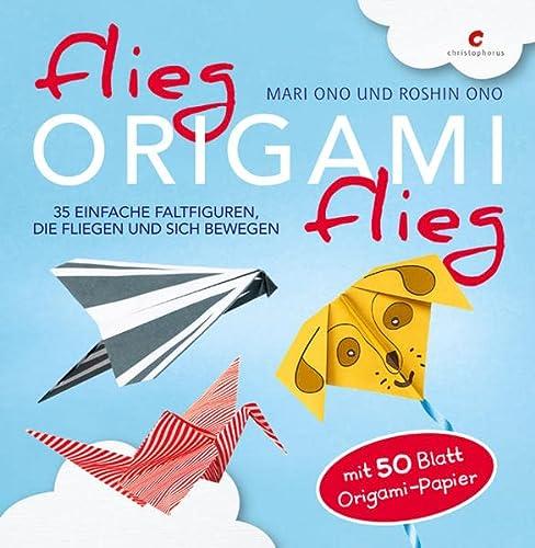 9783838833941: Flieg, Origami, flieg