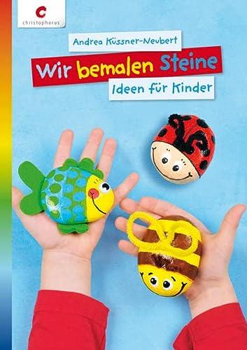 9783838834313: Wir bemalen Steine: Ideen für Kinder