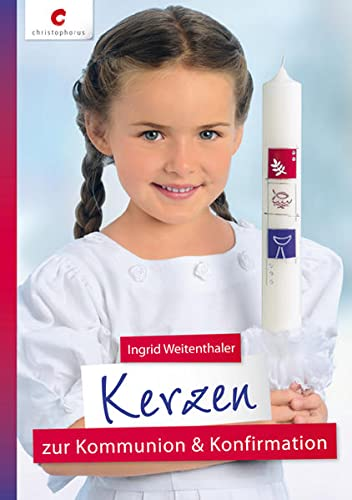 9783838834498: Kerzen zur Kommunion & Konfirmation