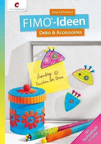 9783838834887: FIMO®-Ideen: Deko & Accessoires