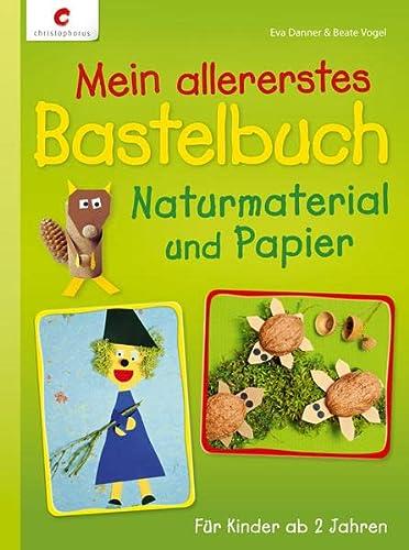 9783838834894: Mein allererstes Bastelbuch