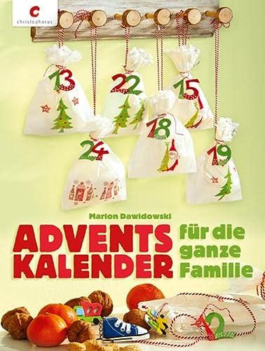 9783838835396: Adventskalender für die ganze Familie