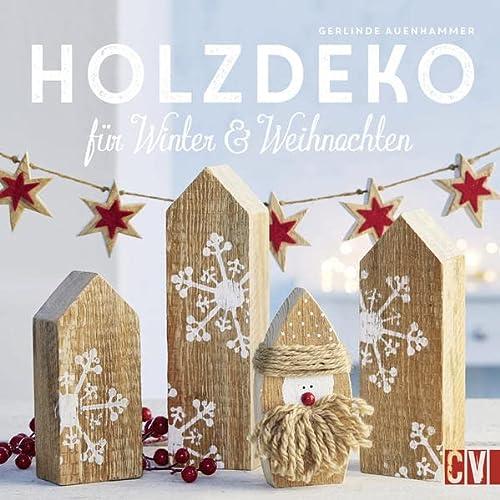 9783838836034: Holzdeko für Winter & Weihnachten