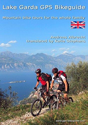 9783839100691: Lake Garda GPS Bikeguide 1