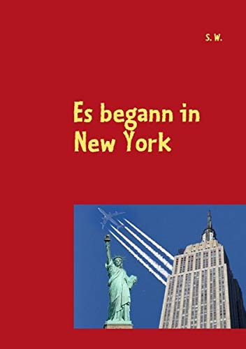 9783839103357: Es begann in New York
