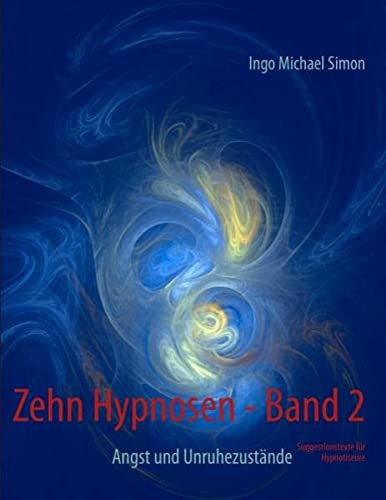 9783839106594: Zehn Hypnosen. Band 2 (German Edition)