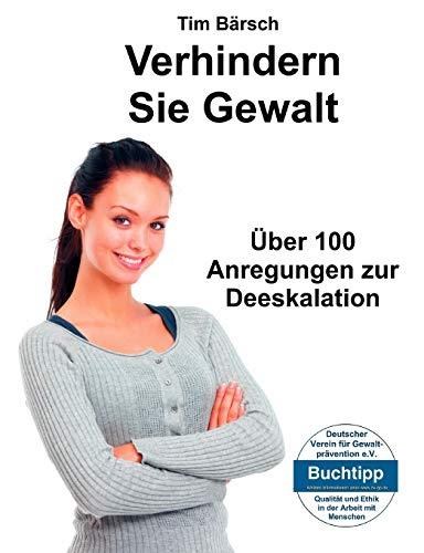 9783839109489: Verhindern Sie Gewalt (German Edition)
