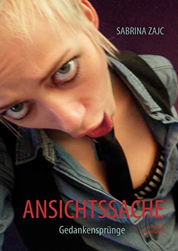 9783839110997: Ansichtssache (German Edition)