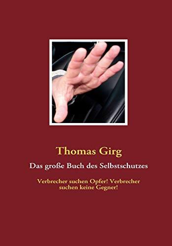 9783839113769: Das große Buch des Selbstschutzes (German Edition)