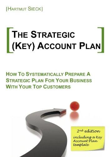 9783839119778: The strategic (Key) Account Plan
