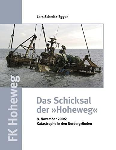 9783839119969: Das Schicksal der Hoheweg: 8. November 2006: Katastrophe in den Nordergründen
