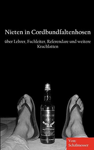 9783839124291: Nieten in Cordbundfaltenhosen