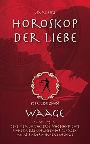 9783839130926: Horoskop Der Liebe - Sternzeichen Waage