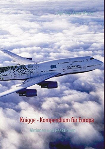 9783839136690: Knigge - Kompendium für Europa: Aktionen und Reaktionen