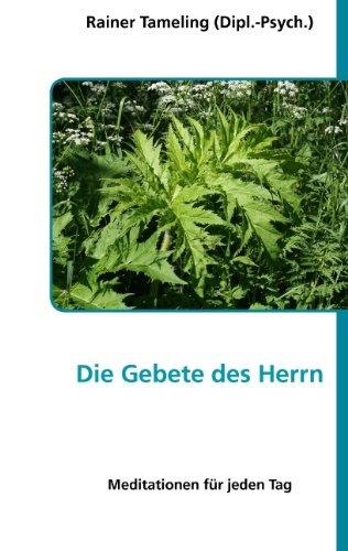 9783839139059: Die Gebete des Herrn (German Edition)