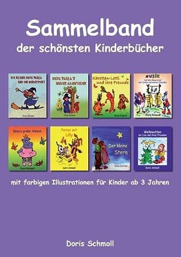 9783839139455: Sammelband der schönsten Kinderbücher: mit farbigen Illustrationen für Kinder ab 3 Jahren