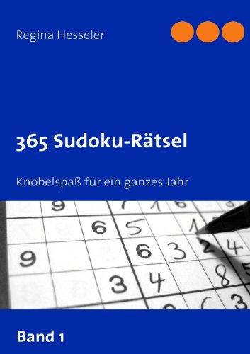 9783839152270: 365 Sudoku-R Tsel