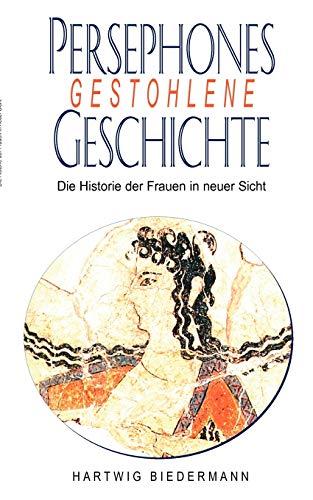 9783839152683: Persephones Gestohlene Geschichte (German Edition)