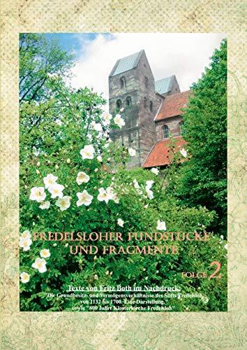 9783839157022: Fredelsloher Fundstücke und Fragmente, Folge 2
