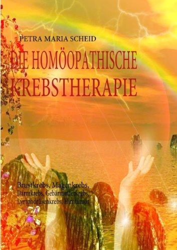9783839161777: Die Hom Opathische Krebstherapie