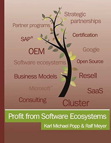 9783839169834: Profit from Software Ecosystems: Business Models, Ecosystems and Partnerships in the Software Industry