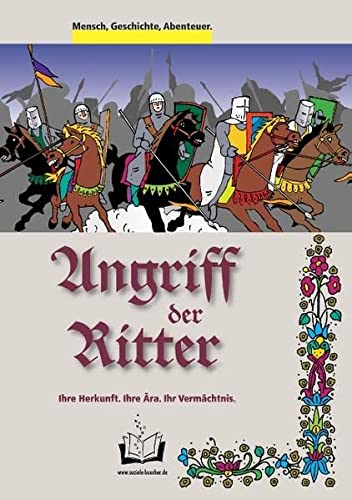 9783839169865: Angriff der Ritter (German Edition)