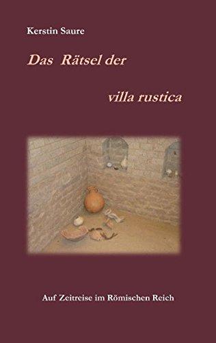 9783839170168: Das R�tsel der villa rustica