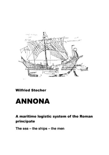 9783839173633: ANNONA - A maritime logistic system of the Roman principate