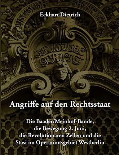 9783839173718: Angriffe auf den Rechtsstaat (German Edition)