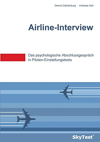 9783839181461: Skytest (R) Airline-Interview (German Edition)