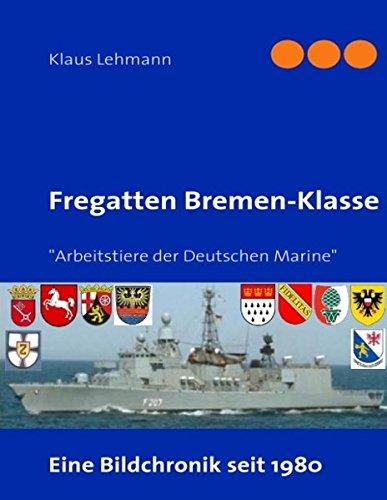 9783839188019: Fregatten Bremen-Klasse