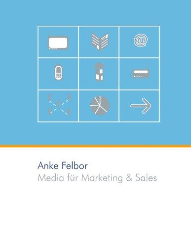 9783839193099: Media fur Marketing & Sales: Den Werbemarkt verstehen